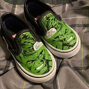 Marvel Hulk Vans